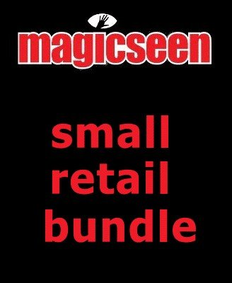 Magicseen Small Retail Bundle by Mark Leveridge & Graham Hey & Phil Shaw