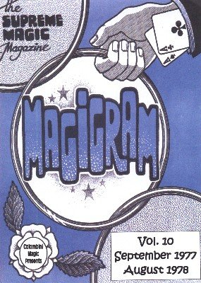 Magigram: 10 effects from volume 10 by Aldo Colombini