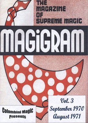 Magigram: 10 effects from volume 3 by Aldo Colombini