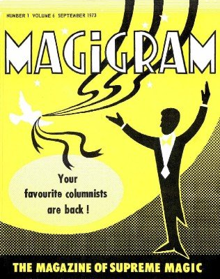 Magigram Volume 6 (Sep 1973 - Aug 1974) by Supreme-Magic-Company