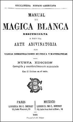 Manual de Magica Blanca by unknown