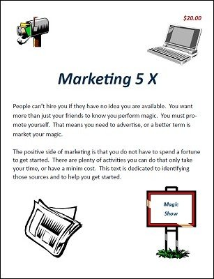 Marketing 5X by Brian T. Lees