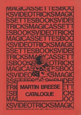 Martin Breese Catalog by Martin Breese