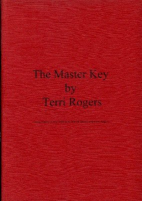 The Master Key book test: instructions only (used) by Terri Rogers