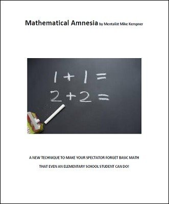 Mathematical Amnesia by Mike Kempner