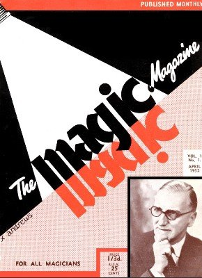 Max Andrews' Magic Magazine by Max Andrews
