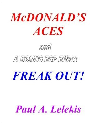 McDonald's Aces and Freak Out by Paul A. Lelekis