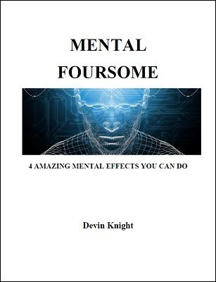 Mental Foursome by Devin Knight