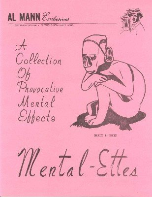 Mental-Ettes (for resale) by Al Mann