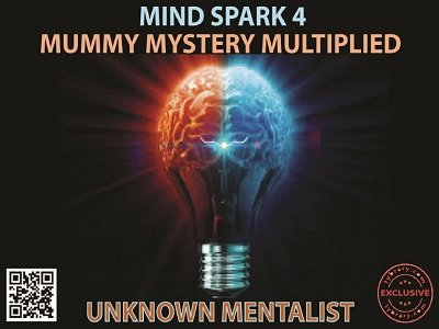 Mind Spark 4: Mummy Mystery Multiplied by Unknown Mentalist