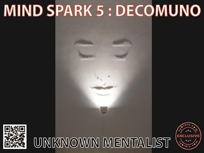 Mind Spark 5: Decomuno by Unknown Mentalist