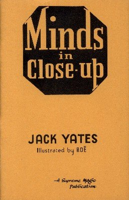 Minds in Close-Up (used) by Jack Yates