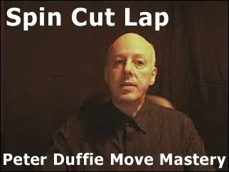 Spin Cut Lap by Peter Duffie