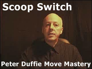 Scoop Switch by Peter Duffie
