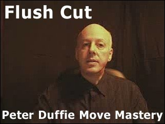 Flush Cut by Peter Duffie