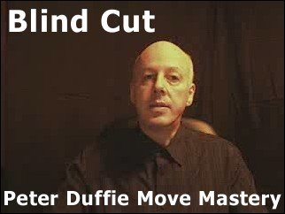 Blind Cut by Peter Duffie