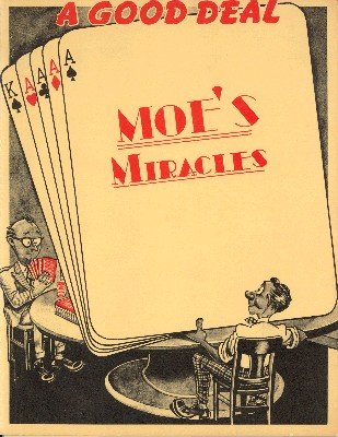 Moe's Miracles by Moe Seidenstein