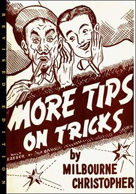 More Tips On Tricks by Milbourne Christopher