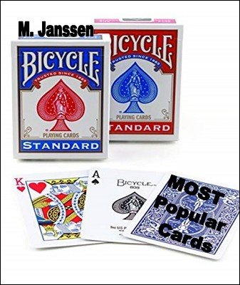 Most Popular Cards by Maurice Janssen