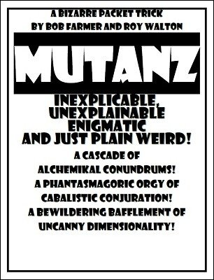 Mutanz by Bob Farmer & Roy Walton