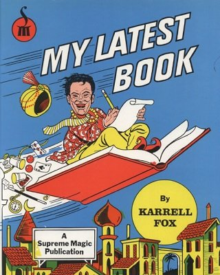 My Latest Book by Karrell Fox