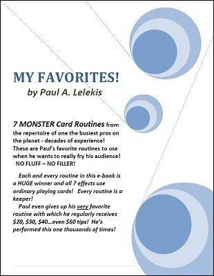 My Favorites by Paul A. Lelekis