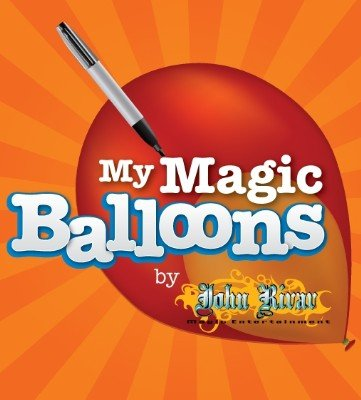 My Magic Balloons by John Rivav