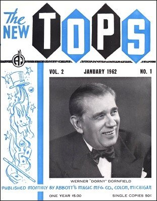 New Tops Volume 2 (1962) by Neil Foster
