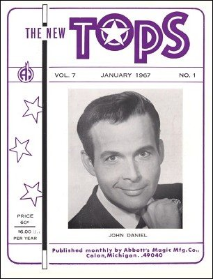 New Tops Volume 7 (1967) by Neil Foster
