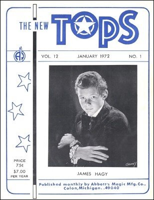 New Tops Volume 12 (1972) by Neil Foster