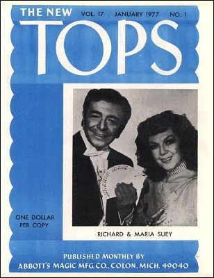 New Tops Volume 17 (1977) by Neil Foster