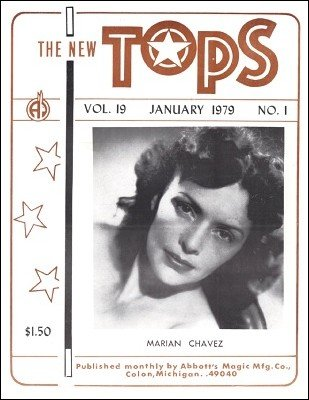 New Tops Volume 19 (1979) by Neil Foster