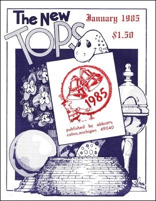 New Tops Volume 25 (1985) by Gordon Miller
