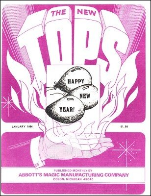 New Tops Volume 26 (1986) by Gordon Miller
