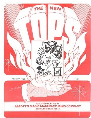 New Tops Volume 27 (1987) by Gordon Miller