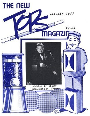 New Tops Volume 28 (1988) by Gordon Miller
