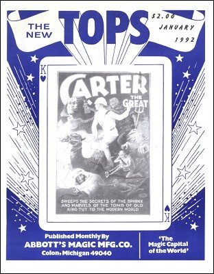 New Tops Volume 32 (1992) by Gordon Miller