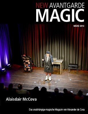 New Avantgarde Magic 05 by Alexander de Cova