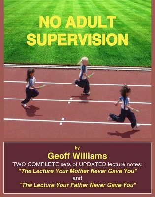 No Adult Supervision by Geoff Williams