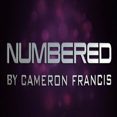 Numbered by Cameron Francis