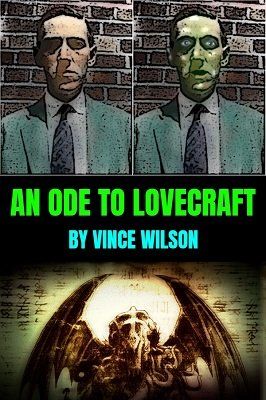 An Ode to Lovecraft Seance by Vincent Wilson