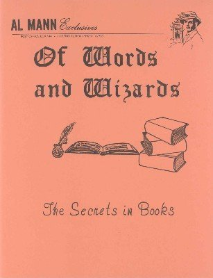 Of Words and Wizards (for resale) by Al Mann