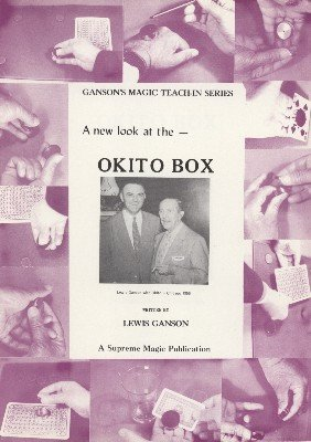 Okito Box Teach-In by Lewis Ganson