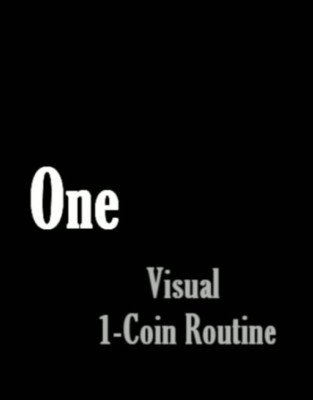 One: visual coin routine by MS