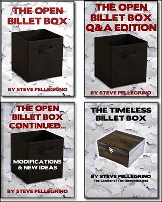 The Open Billet Box Bundle 2 by Steve Pellegrino