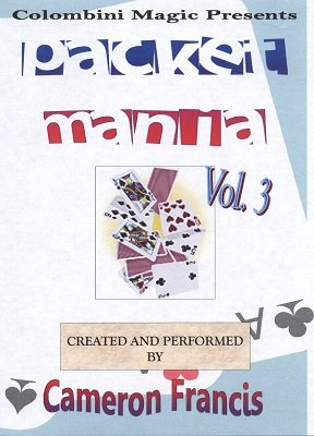 Packet Mania Vol. 3 by Cameron Francis