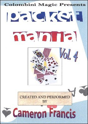 Packet Mania Vol. 4 by Cameron Francis