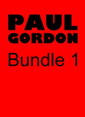 Paul Gordon Bundle 1 by Paul Gordon