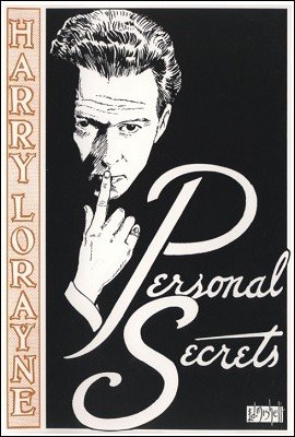 Personal Secrets by Harry Lorayne