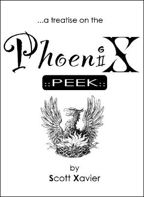 Phoenix Peek by Scott Xavier